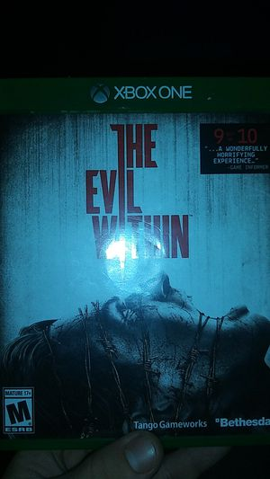 The evil within (xbox one) for Sale in Jacksonville, FL