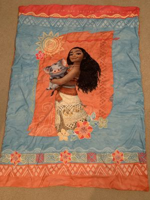 Moana toddler bed set for Sale in Auburn, WA
