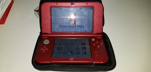 New 3dsxl with case and games *read description* for Sale in Everett, WA