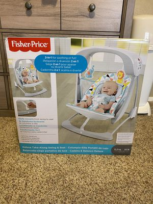 Fisher Price Swing & Seat for Sale in Mesa, AZ