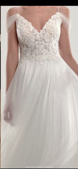 Elegant Sheath Wedding Dress for Sale in Henderson, NV