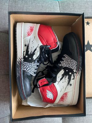 Air Jordan 1 High Dave White size 10.5 for Sale in Seattle, WA