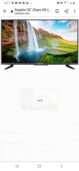 32 inch HD flat tv for Sale in Plant City, FL