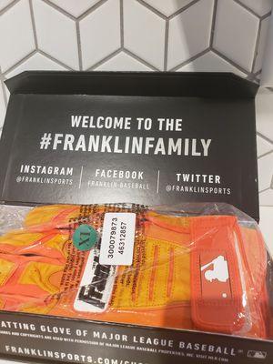 Glove BASEBALL FRANKLIN XL for Sale in Miami, FL
