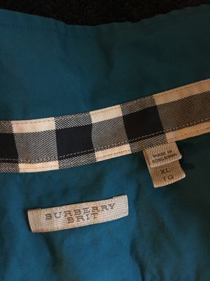 Xl burberry button up for Sale in Fort Washington, MD