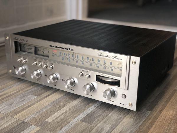Vintage marantz model 2238b stereo receiver fully serviced