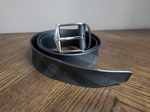 Burberry Nova Check Men's Belt for Sale in Romeoville, IL