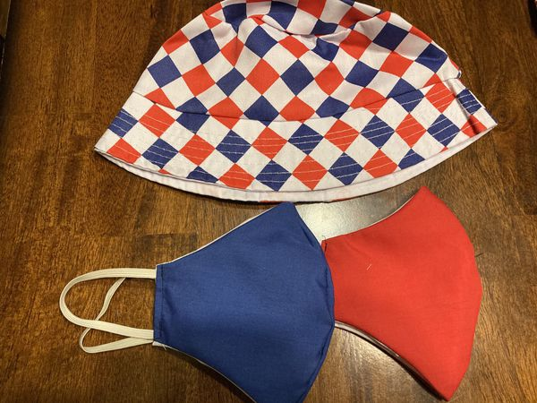 Fourth of July special face mask