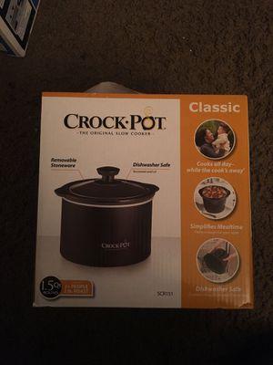 Crock-Pot for Sale in Troy, MI