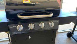 Brand New Char-Broil Black BBQ Grill w/warranty! XFYT for Sale in Austin, TX