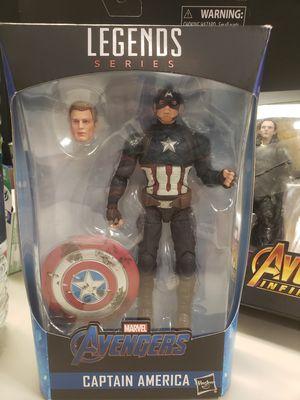 Captain america figure for Sale in Phoenix, AZ