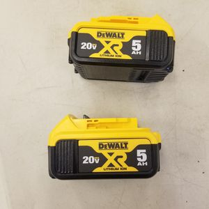 2. Dewalt. Nuevo. for Sale in Sunnyvale, CA