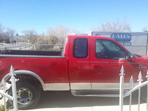 1997 Ford F250 4×4 supercab special edition for Sale in Hesperia, CA