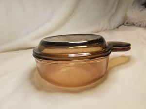 Vision by Corning - Visionware / Glassware / Cookware with lid for Sale in Bellevue, WA