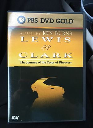 PBS Ken Burns Lewis and Clark DVD for Sale in Lakeland, FL
