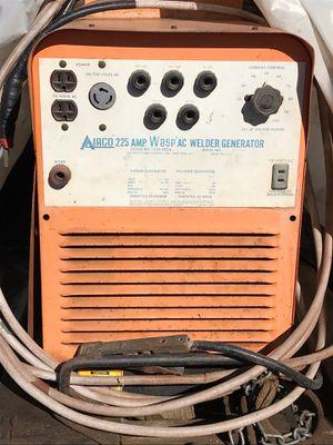 Airco generator. 5 kw. Welder for Sale in Carlsbad, CA
