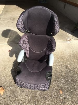 Booster with detachable back for Sale in Portland, OR