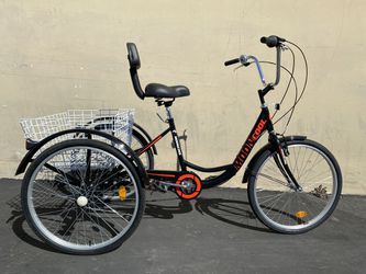 """Adult Tricycle Trike There Wheels 26"""" 7speed for Sale in Walnut,  CA"""