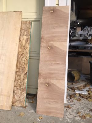 FREE-piece of 1/8 birch plywood for Sale in Beaverton, OR