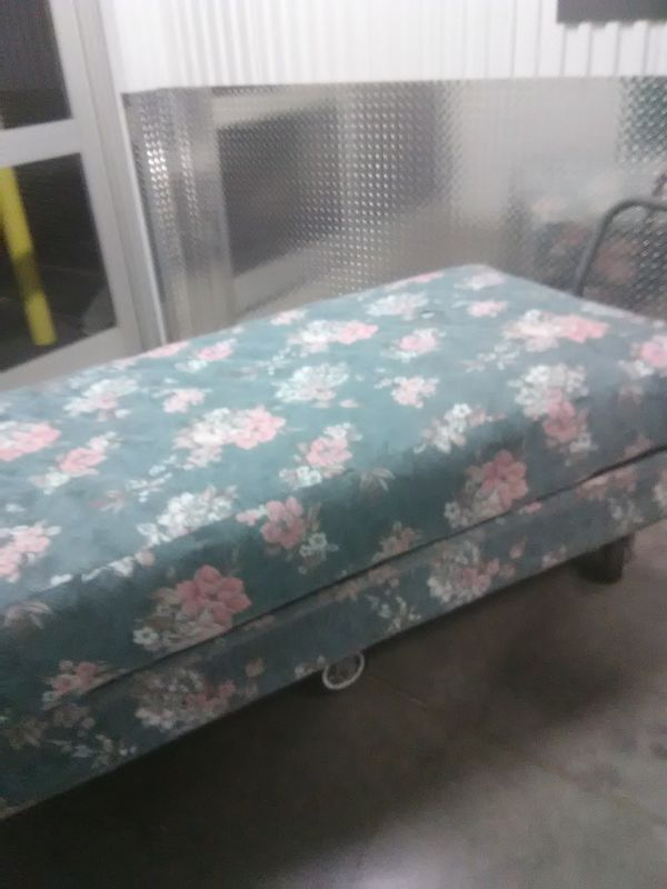 Twin size mattress and box spring fair condition