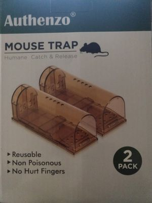 Humane Mouse/Rat Trap for Sale in Victorville, CA