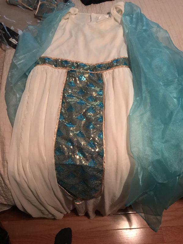 Cleopatra Halloween costume