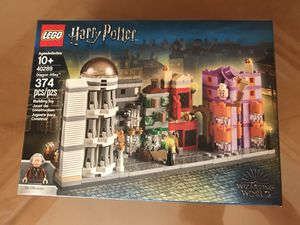 LEGO 40289 Harry Potter Diagon Alley for Sale in Irvine, CA