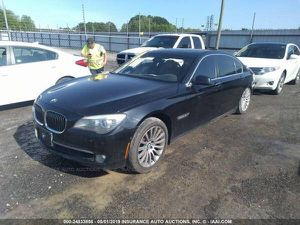 2012 BMW 750LI Parts for Sale in Fort Worth, TX