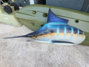 Blue Marlin Half Mount for Sale in Hollywood, FL