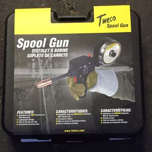 Welding Spool Gun For Aluminum by Tweco - On Esab, Tweco or Thermal Arc Fabricator for Sale in Walnut, CA