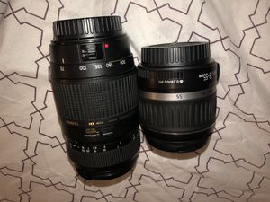 Canon lenses for Sale in Las Vegas, NV