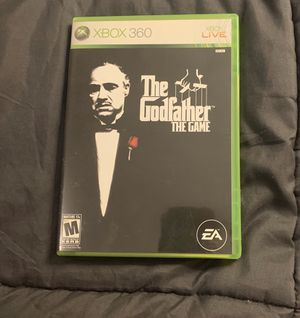 The Godfather The Game (XBOX 360) for Sale in Chicago, IL