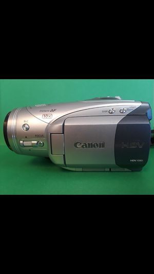 Canon HV20 Camcorder for Sale in West Los Angeles, CA
