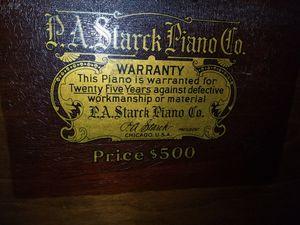 Antique piano for Sale in Phoenix, AZ