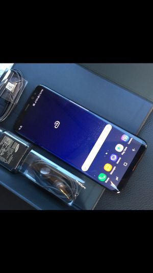 Samsung Galaxy s8 :Excellent Condition ,Factory Unlocked. for Sale in Springfield, VA