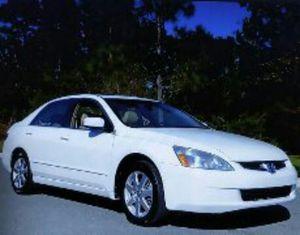 2005 Honda Accord 3.0L 2977CC V6 GAS for Sale in Baltimore, MD