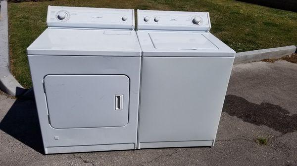 Whirlpool matching set electric dryer