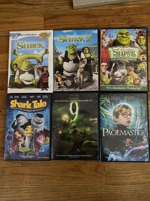 Kids movies DVDs for Sale in St. Louis, MO