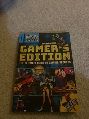 Gamers edition book for Sale in Vienna, VA