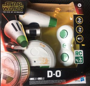 Star Wars Remote Control D-O Rolling Electronic Droid Toy Retail $69.99 (NEW) for Sale in Los Angeles, CA