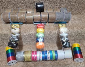 Craft/Present ribbon for Sale in VLG LOCH LOYD, MO