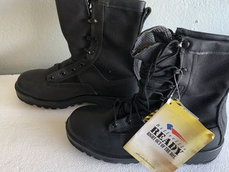 Belleville military semi-hard toe work boots $25 for Sale in Las Vegas,  NV