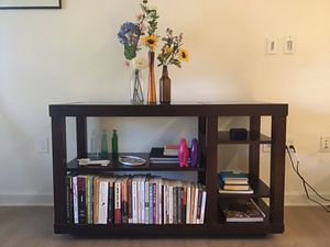 Entertainment Shelving Unit for Sale in Irvine, CA