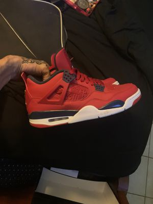 Air Jordan 4 Retro SE FIBA size 10.5 for Sale in Hialeah, FL