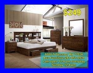 full or twin bed frame for Sale in Houston, TX