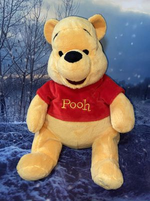 """Disney Winnie Pooh Original plush toy approximately 15"""". for Sale in Bellflower, CA"""