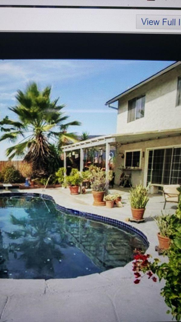 4bd/2ba, 1530 s.f. home with pool in El Cajon, CA