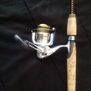 Fishing Rod and Reel for Sale in Glendale, AZ