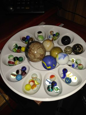 56 Vintage, Rare Marbles for Sale in Huntington Beach, CA
