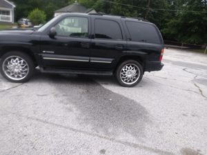 22' chrome rims and wheels for Sale in Atlanta, GA